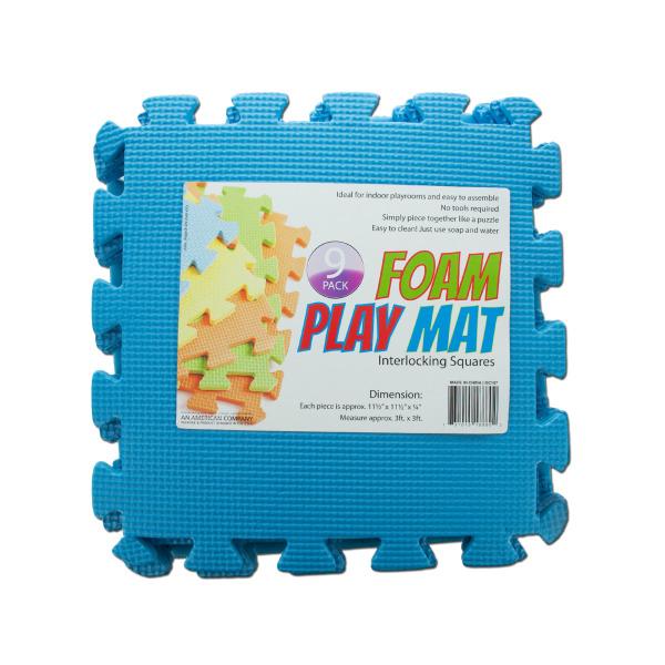 Interlocking Foam Play Mat (Pack Of 4)
