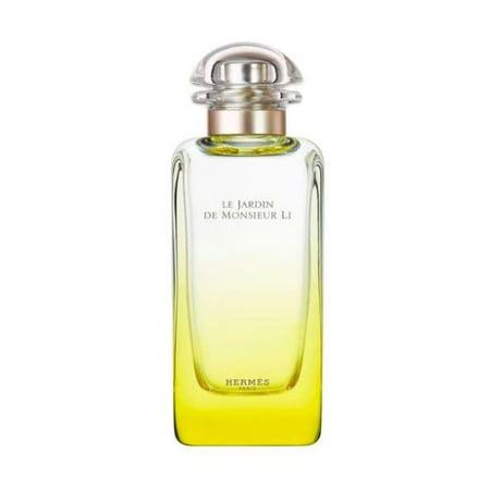 Hermes Le Jardin De Monsieur Li Eau De Toilette Perfume for Women 1.6 oz