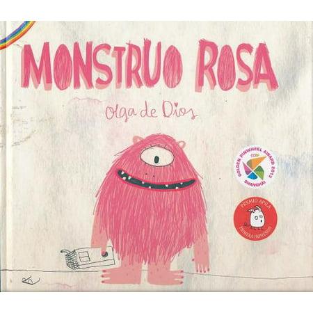 Monstruo Rosa - Monstruos De Halloween Historia