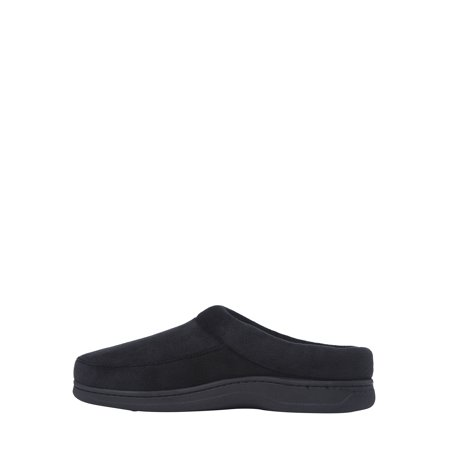 DF by Dearfoams Men's Microfiber Terry or Velour Clog slippers