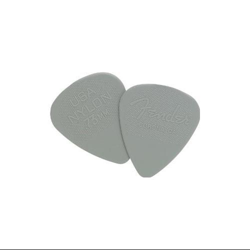 Fender Nylon Guitar Picks 12-Pack - .73mm
