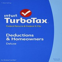 TurboTax 2014 Deluxe With E-file 2014