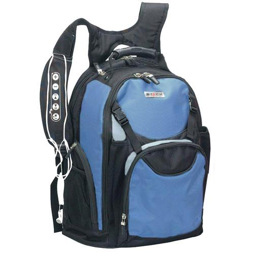Goodhope Techno iPod/MP3 Speaker Backpack Blue