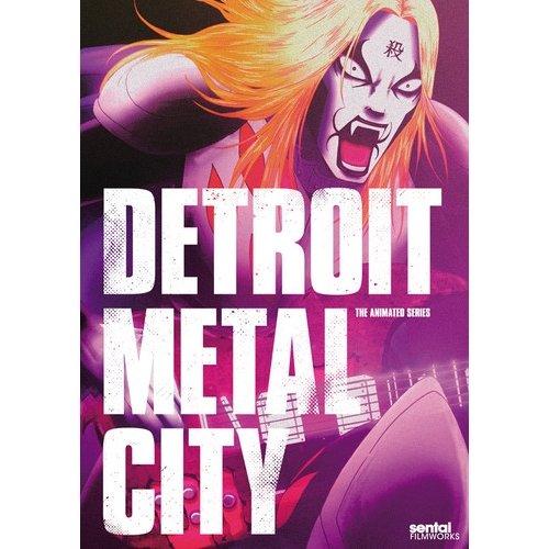 Detroit Metal City (Anamorphic Widescreen)
