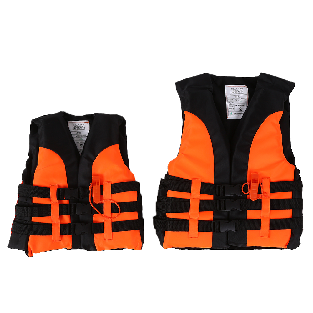 Tbest Buoyancy Life Jacket, Buoyancy Aid,Life Vest Swimming Boating Drifting Aid Jacket With Whistle For Child by