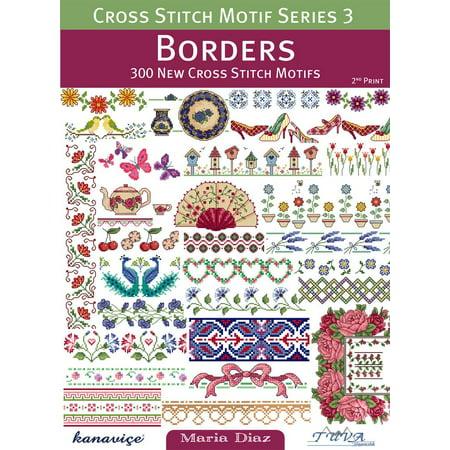 Tuva Publishing-Cross Stitch Motif Series 3: Borders