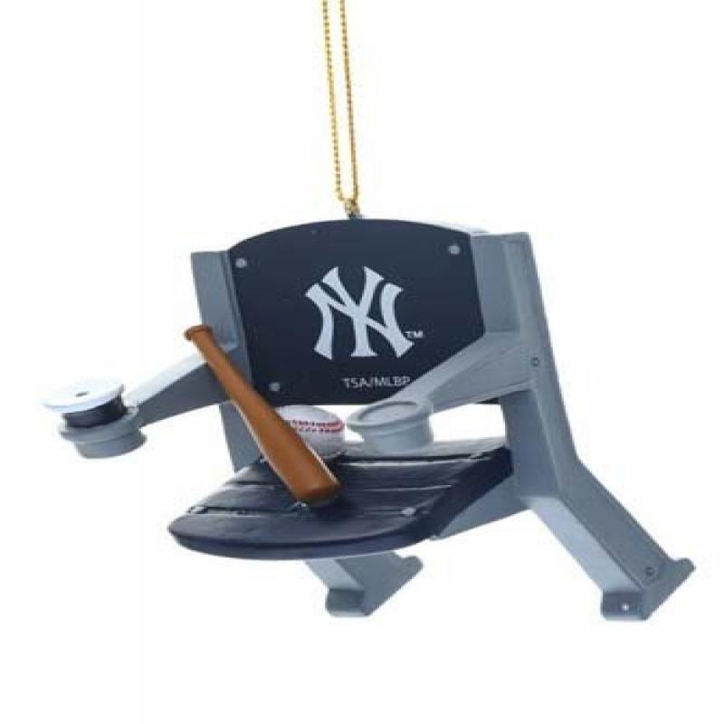 New York Yankees Stadium Chair Ornament