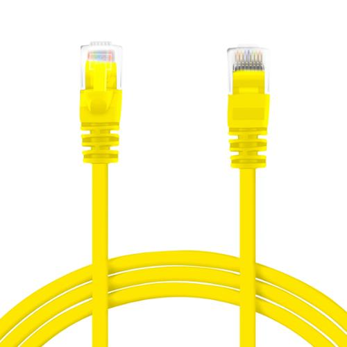 GearIt Cat5e Cat 5 Ethernet Patch Cable 6 Feet - Snagless RJ45 Computer LAN Network Cord [Lifetime Warranty]