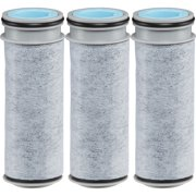 Brita Stream Water Filter System Replacements, BPA Free, 3 Count
