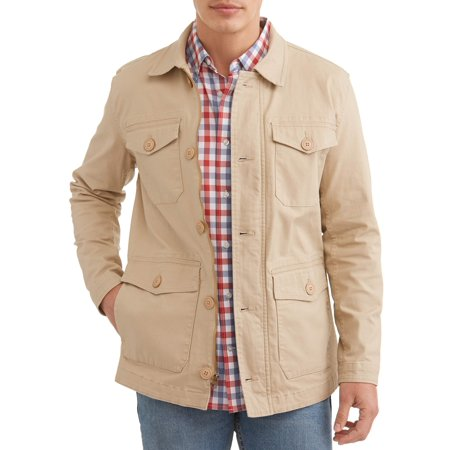 George Men's Spring Field Jacket, up to size -