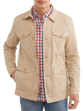 4b756262c Product Image George Men's Spring Field Jacket, up to size 3XL