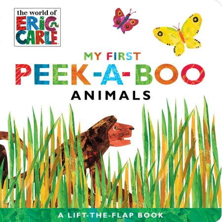 Doc Mcstuffins Big Book Of Boo Boos (My 1st Peek a Boo Animals (Board)
