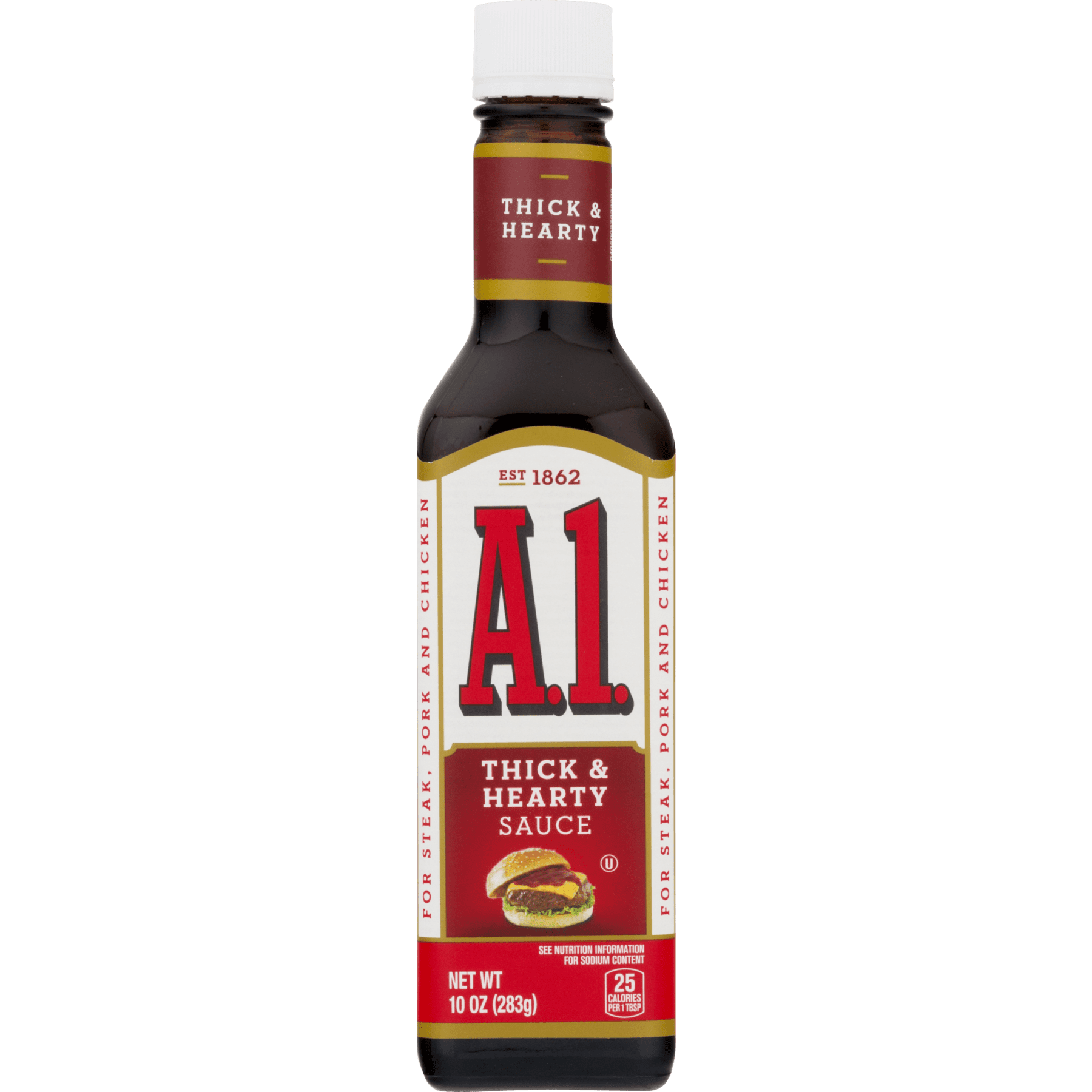 2 Pack A 1 Thick Hearty Steak Sauce 10 Oz Bottle Walmart Com Walmart Com