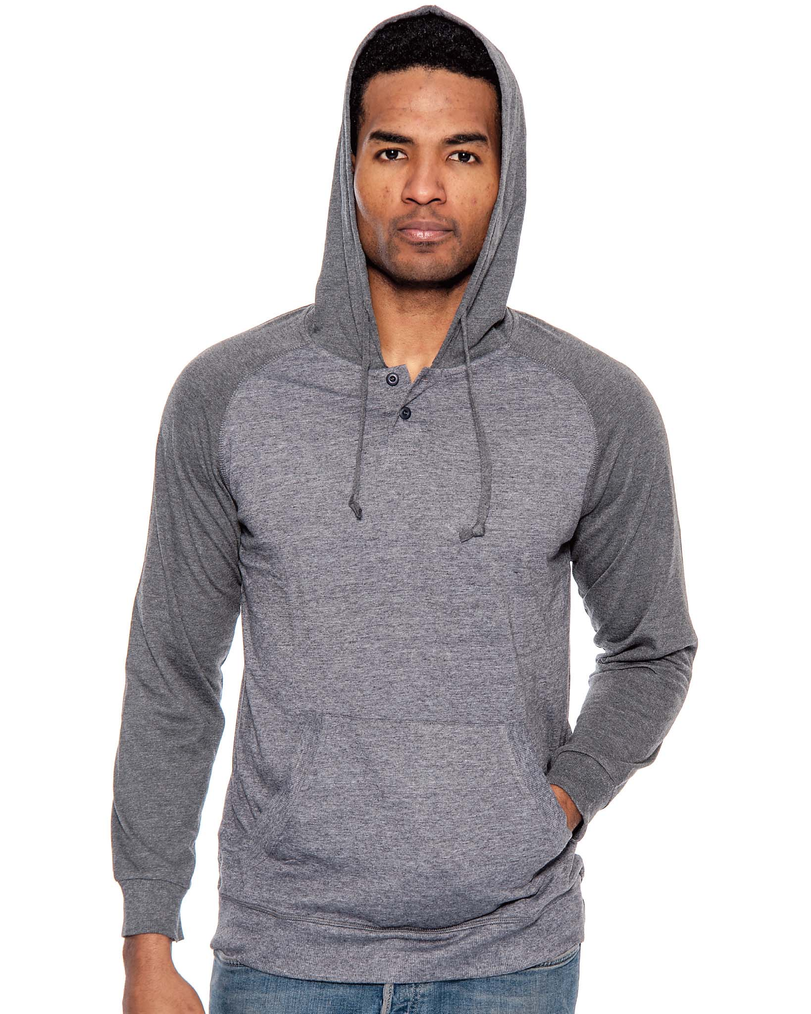 True Rock Men's Lightweight Pullover Hoodie - Walmart.com