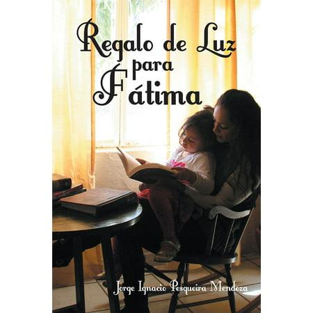 Regalo De Luz Para Fátima - eBook - Regalos Para Fiesta De Halloween