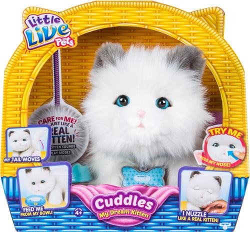 Little Live Pets Cuddles my Dream Kitten 28330
