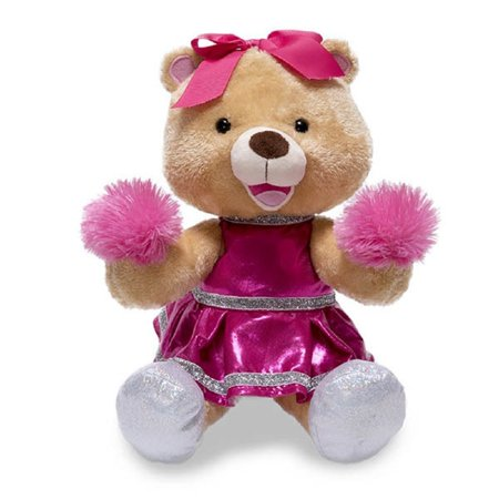 Cuddle Barn - Britney the Cheer Bear