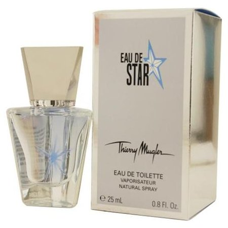 EAU DE STAR by Thierry Mugler 0.8 oz EDT eau de toilette Women Spray Perfume - 50ml Edt Eau De Toilette