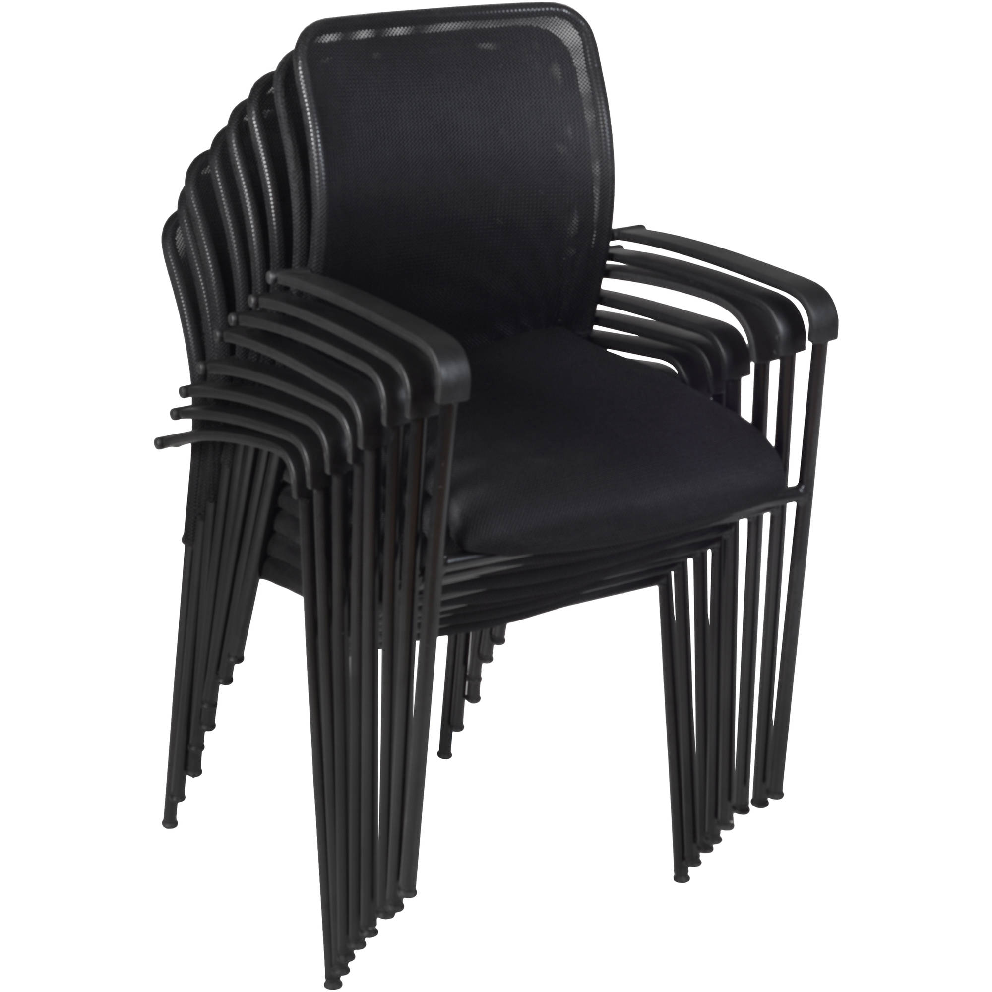 Regency Mario Stack Chairs, 8pk