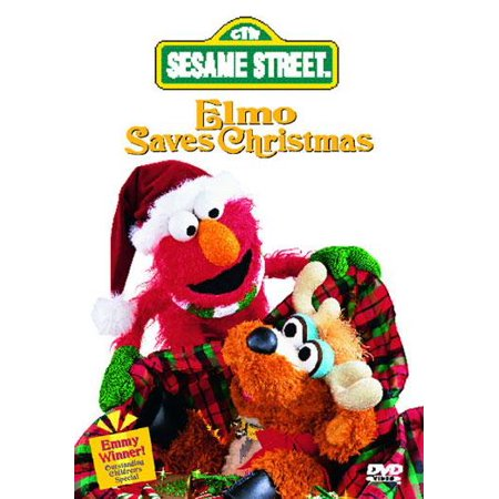 Sesame Street PBS Kids: Elmo Saves Christmas (Other)