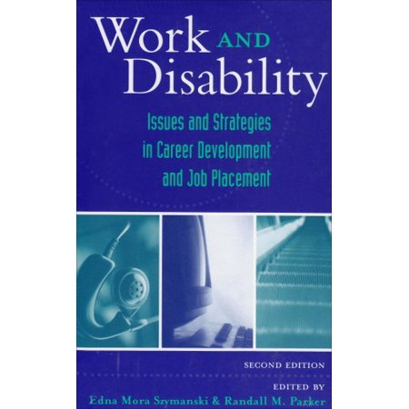 Work And Disability Issues And Strategies In Career