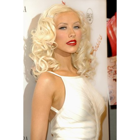 Christina Aguilera At Arrivals For Christina Aguilera Back To Basics Album Launch Party Marquee Nightclub New York Ny August 15 2006 Photo By George TaylorEverett Collection Photo - Marquee New York Halloween