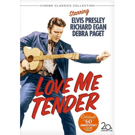 Love Me Tender (DVD) (Be Kind To One Another Tender Hearted)