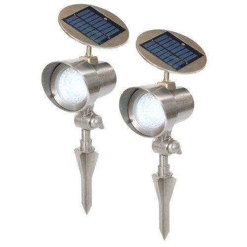 nature power solar security light 500