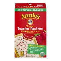 Breakfast Pastries: Annie's Toaster Pastries