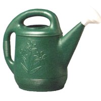 Product Image Novelty Mfg Co Watering Can Green Plastic 2 Gals 30301