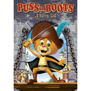 Puss In Boots: A Furry Tail (DVD)