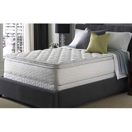 Serta Perfect Sleeper Silver Suite Supreme Pillowtop
