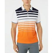 Club Room Men's Ombre Stripe Sport Polo Small Multicolor NWT