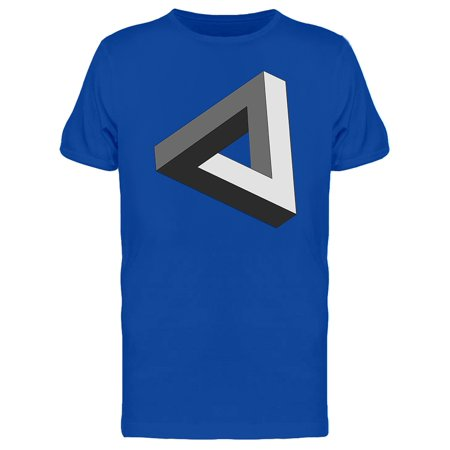 Illusion Triangle Tee Men's -Image by Shutterstock