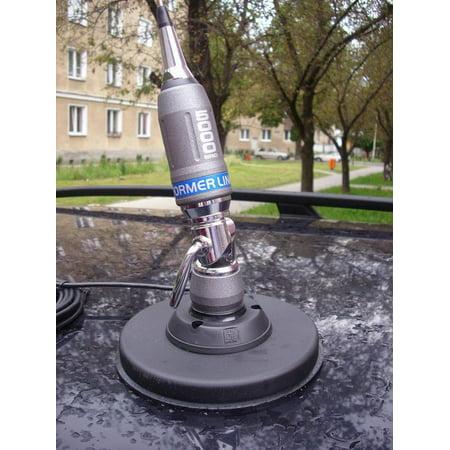 Sirio Performer 5000 PL Mobile Antenna & Sirio Mag 145 Mag Mount](tecsun pl 880 external antenna)