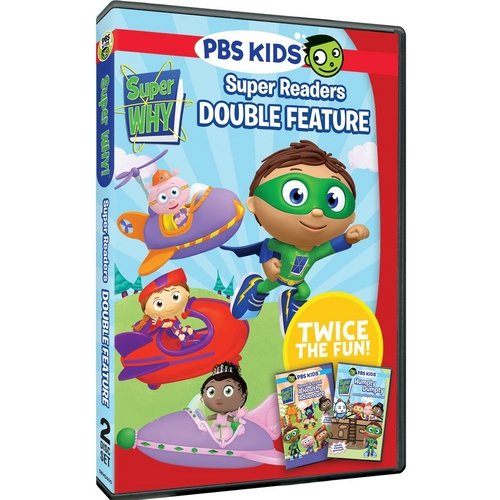 PBS Kids: Super Why - Super Readers Double Feature (Widescreen)