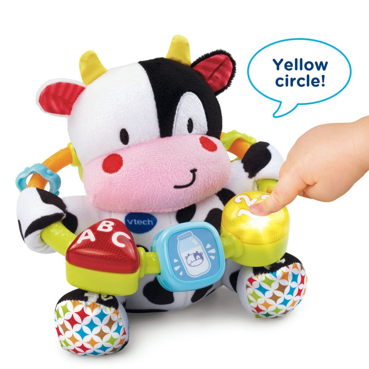 VTech Baby Lil' Critters Moosical Beads, 30+ playful songs, ( Musical stuffed animal )... by VTech