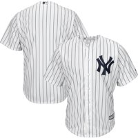 New York Yankees Majestic Big & Tall Cool Base Team Jersey - White