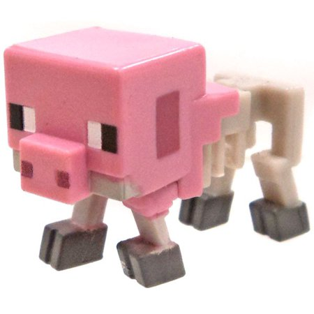 Event Halloween Minecraft (Minecraft Spooky (Halloween) Series 9 Skele-Pig Mystery Minifigure [No)