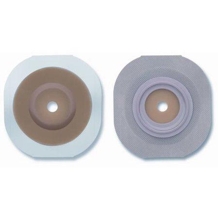 Opening Flextend Skin Barrier (Centerpointlock 2-piece precut flat flextend (extended wear) skin barrier 1-1/4