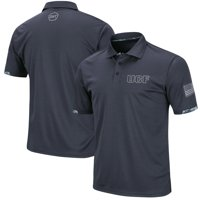 UCF Knights Colosseum OHT Military Appreciation Digital Camo Polo - Charcoal
