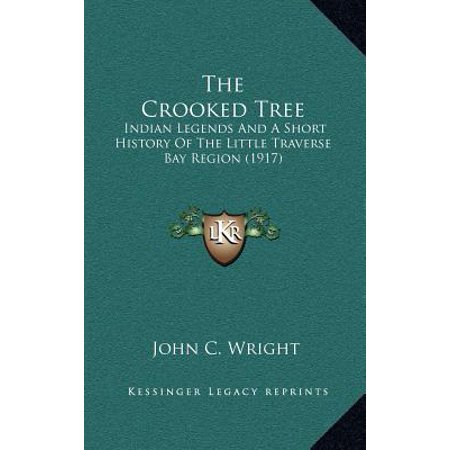 Indian Tree Saucer - The Crooked Tree: Indian Legends and a Short History of the Little Traverse Bay Region (1917)
