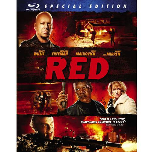 Red (Special Edition) (Blu-ray) (With INSTAWATCH) (Widescreen)