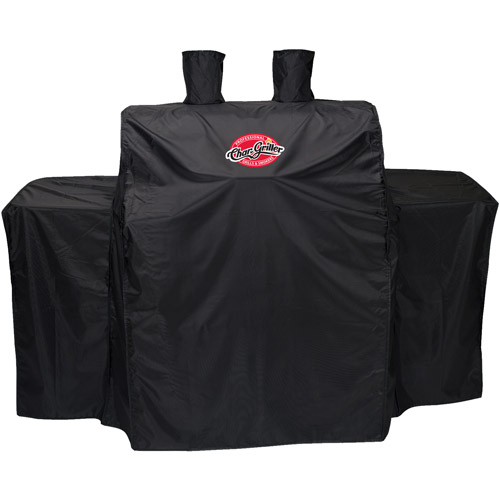 "Char-Griller Vinyl Grillin Pro Gas Grill Cover, 54"" x 25"" x 50"" by A & J Manufacturing"