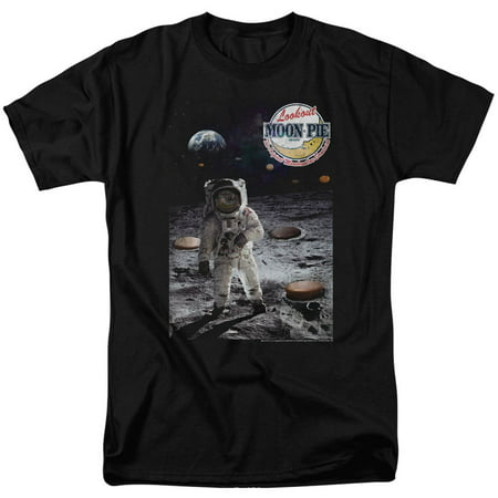 Moon Pie Mens  The Truth T Shirt Black