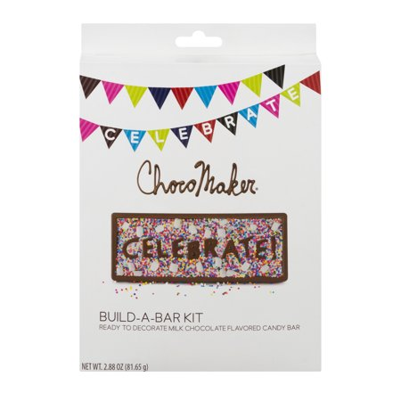 ChocoMaker Build-A-Bar-Kit, 2.88 OZ - Build A Bear Offers