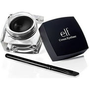 e.l.f. Cosmetics Cream Eyeliner, Black, 0.17 oz