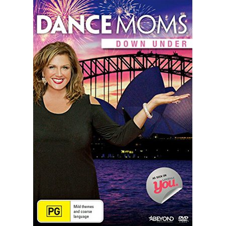 Dance Moms - Down Under (Parts 1 & 2) ( Dance Moms - Down Under - Season 5 (2 Episodes) ) [ NON-USA FORMAT, PAL, Reg.0 Import - Australia (Best Episodes Of Dance Moms)