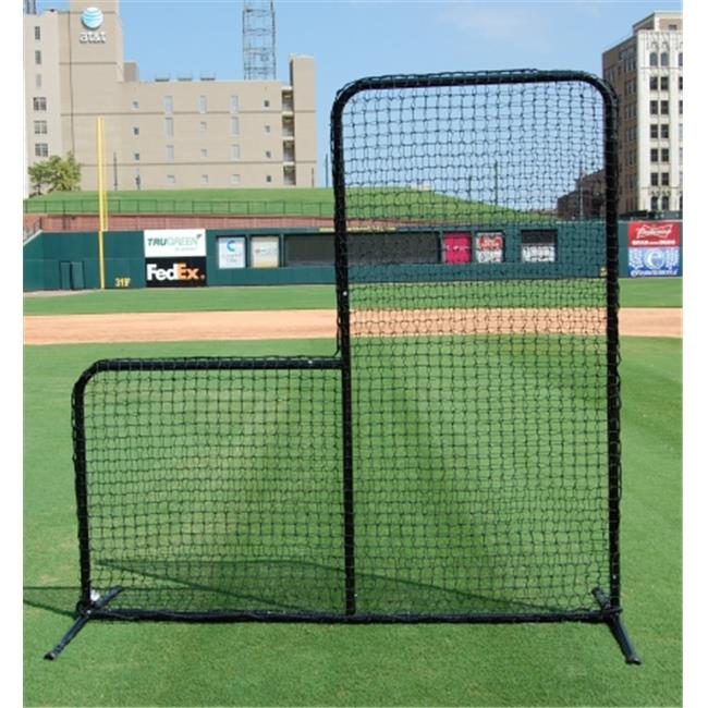 Trigon Sports BSL77P ProCage  Black Series L-Screen