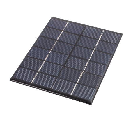 136mm x 110mm 2 Watts 6 Volts Polycrystalline Solar Cell Panel Module Series Solar Module